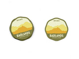 Badlands National Park Sticker | National Park Decal - Albion Mercantile Co.