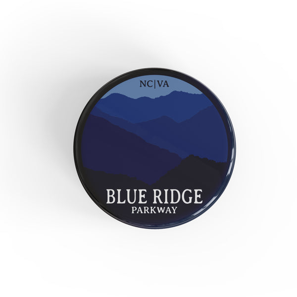 Blue Ridge Parkway Button Pin