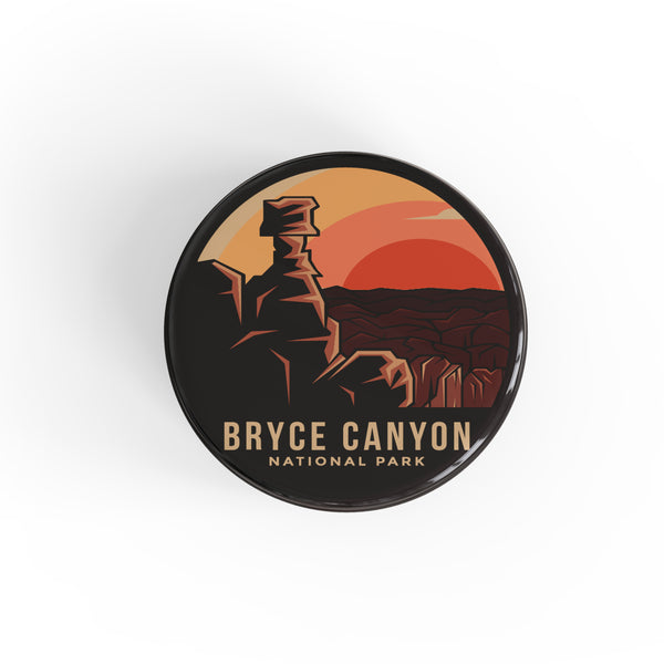Bryce Canyon National Park Button Pin
