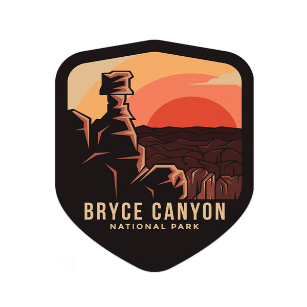 Bryce Canyon National Park Sticker | National Park Decal