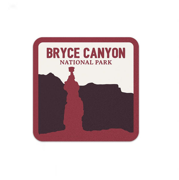 Bryce Canyon National Park Sticker | National Park Decal - Albion Mercantile Co.