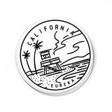 California Sticker - Albion Mercantile Co.