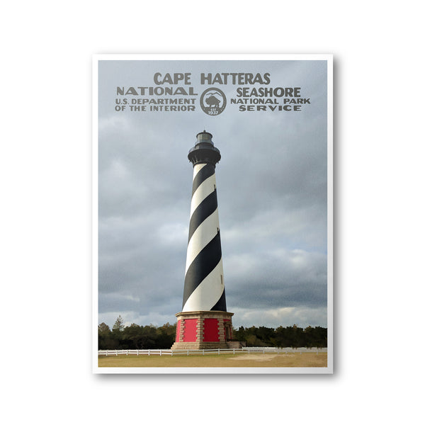 Cape Hatteras National Seashore Poster