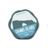 Channel Islands National Park Sticker | National Park Decal - Albion Mercantile Co.