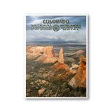 Colorado National Monument Poster - Albion Mercantile Co.