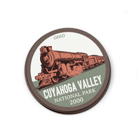 Cuyahoga Valley National Park Sticker | National Park Decal - Albion Mercantile Co.