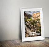 Dinosaur National Monument Poster - Albion Mercantile Co.