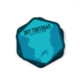 Dry Tortugas National Park Sticker | National Park Decal - Albion Mercantile Co.