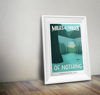 Everglades National Park Poster | Subpar Parks Poster - Albion Mercantile Co.