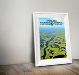 Everglades National Park Poster - Albion Mercantile Co.