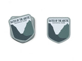 Gates Of The Arctic National Park Sticker | National Park Decal - Albion Mercantile Co.