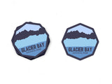 Glacier Bay National Park Sticker | National Park Decal - Albion Mercantile Co.