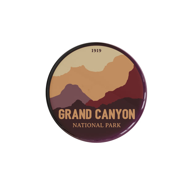 Grand Canyon National Park Button Pin