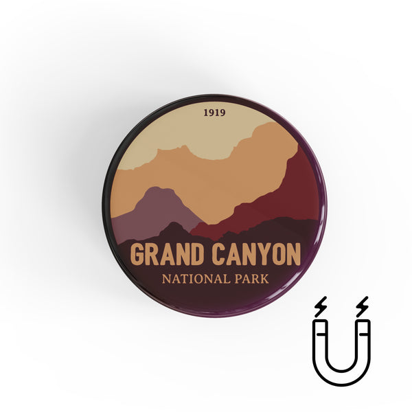 Grand Canyon National Park Magnet