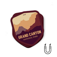 Grand Canyon National Park Magnet - Albion Mercantile Co.