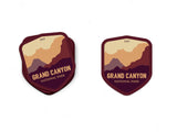 Grand Canyon National Park Sticker | National Park Decal - Albion Mercantile Co.