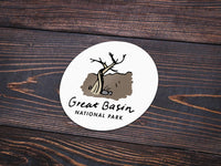 Great Basin National Park Sticker - Albion Mercantile Co.
