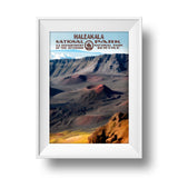 Haleakala National Park Poster - Albion Mercantile Co.