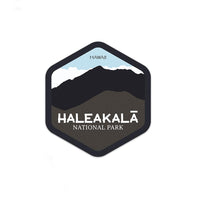 Haleakala National Park Sticker | National Park Decal - Albion Mercantile Co.
