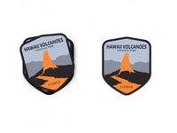 Hawaii Volcanoes National Park Sticker | National Park Decal - Albion Mercantile Co.