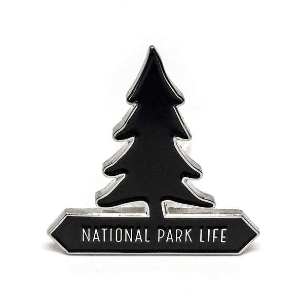 National Park Life Enamel Pin - Albion Mercantile Co.
