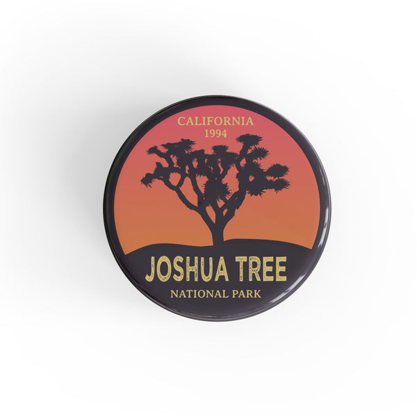 Joshua Tree National Park Button Pin