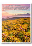 King Range National Conservation Area Poster - Albion Mercantile Co.