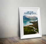 Lake Clark National Park Poster - Albion Mercantile Co.