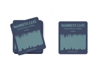 Mammoth Cave National Park Sticker | National Park Decal - Albion Mercantile Co.