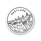 Maryland Sticker - Albion Mercantile Co.