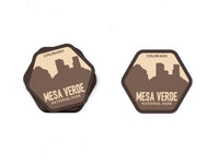 Mesa Verde National Park Sticker | National Park Decal - Albion Mercantile Co.