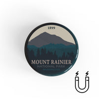 Mount Rainier National Park Magnet