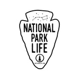National Park Life | National Park Sticker - Albion Mercantile Co.
