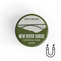 New River Gorge National Park Magnet