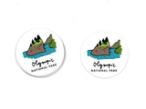 Olympic National Park Sticker - Albion Mercantile Co.