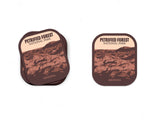 Petrified Forest National Park Sticker | National Park Decal - Albion Mercantile Co.