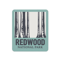 Redwood National Park Sticker | National Park Decal - Albion Mercantile Co.