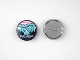 Rocky Mountain National Park Button Pin