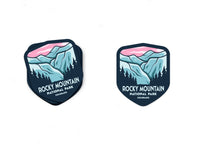 Rocky Mountain National Park Sticker | National Park Decal