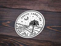 South Carolina Sticker - Albion Mercantile Co.