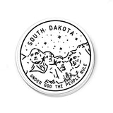 South Dakota Sticker - Albion Mercantile Co.