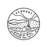 Vermont Sticker - Albion Mercantile Co.