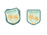 Virgin Islands National Park Sticker | National Park Decal - Albion Mercantile Co.