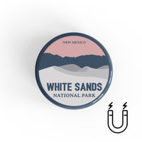 White Sands National Park Magnet