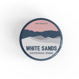 White Sands National Park Button Pin