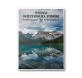 Yoho National Park Poster - Albion Mercantile Co.