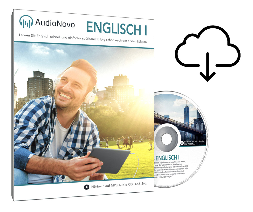 AudioNovo Englisch I - Download
