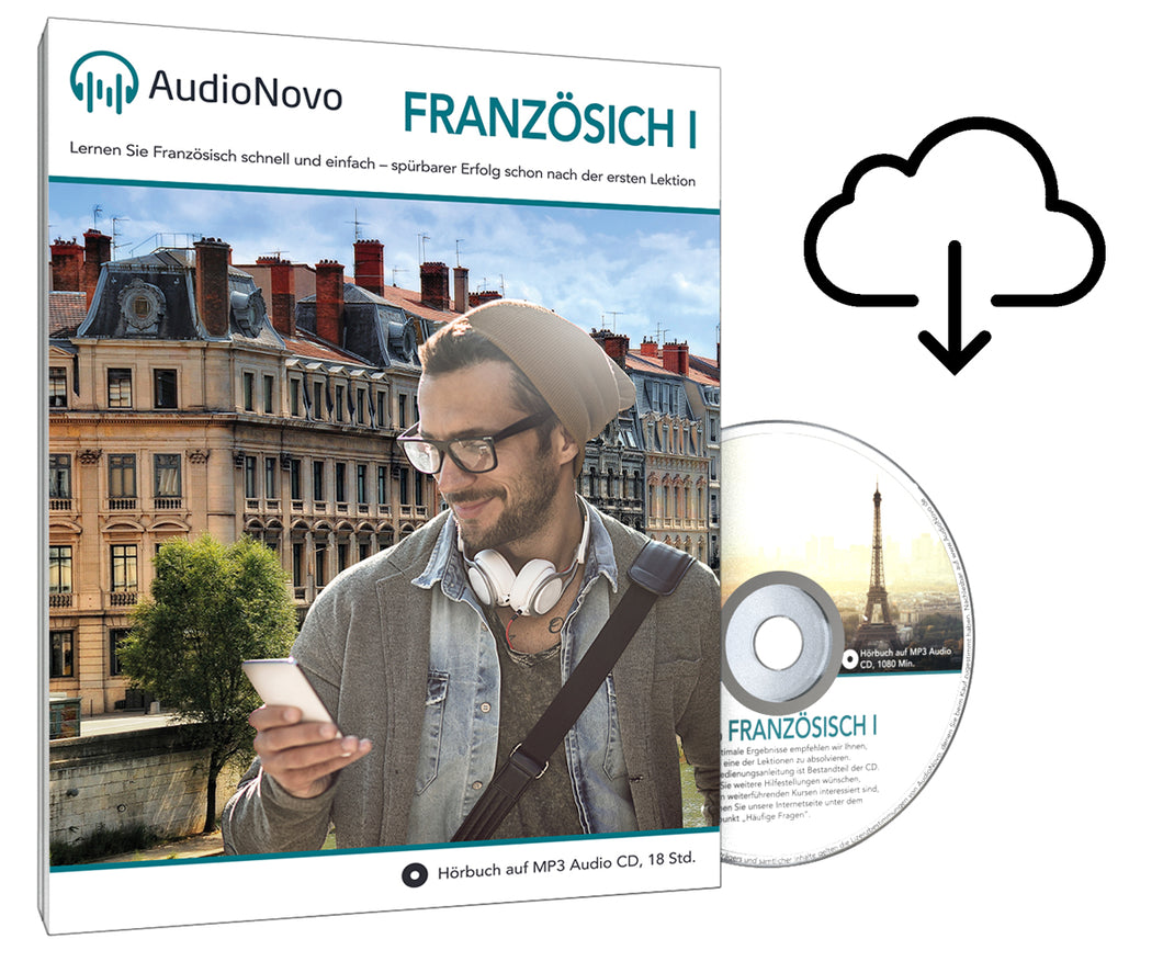 AudioNovo Französisch I - Download