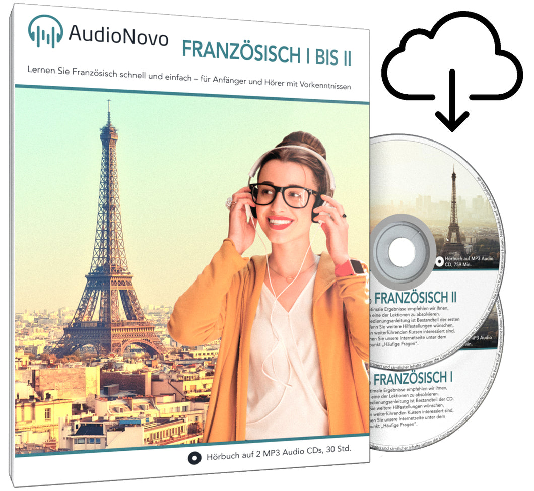 AudioNovo Französisch I-II - Download