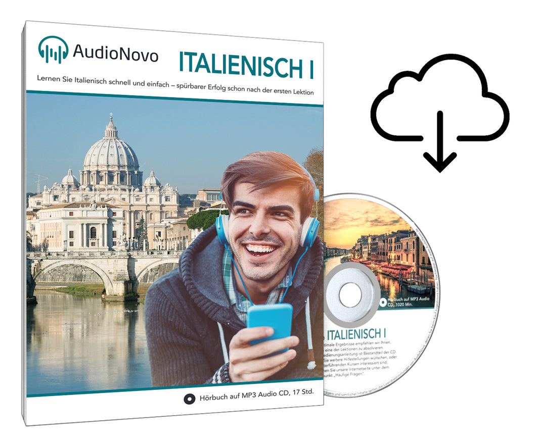 AudioNovo Italienisch I - Download